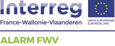 INTERREG ALARM Logo