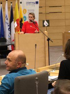 Isabelle BOULET Conseillère régionale HDF