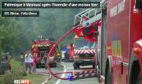 incendie Viroinval juillet 2017
